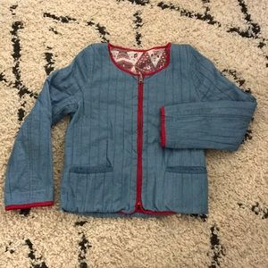 Sanctuary reversible quilted jacket